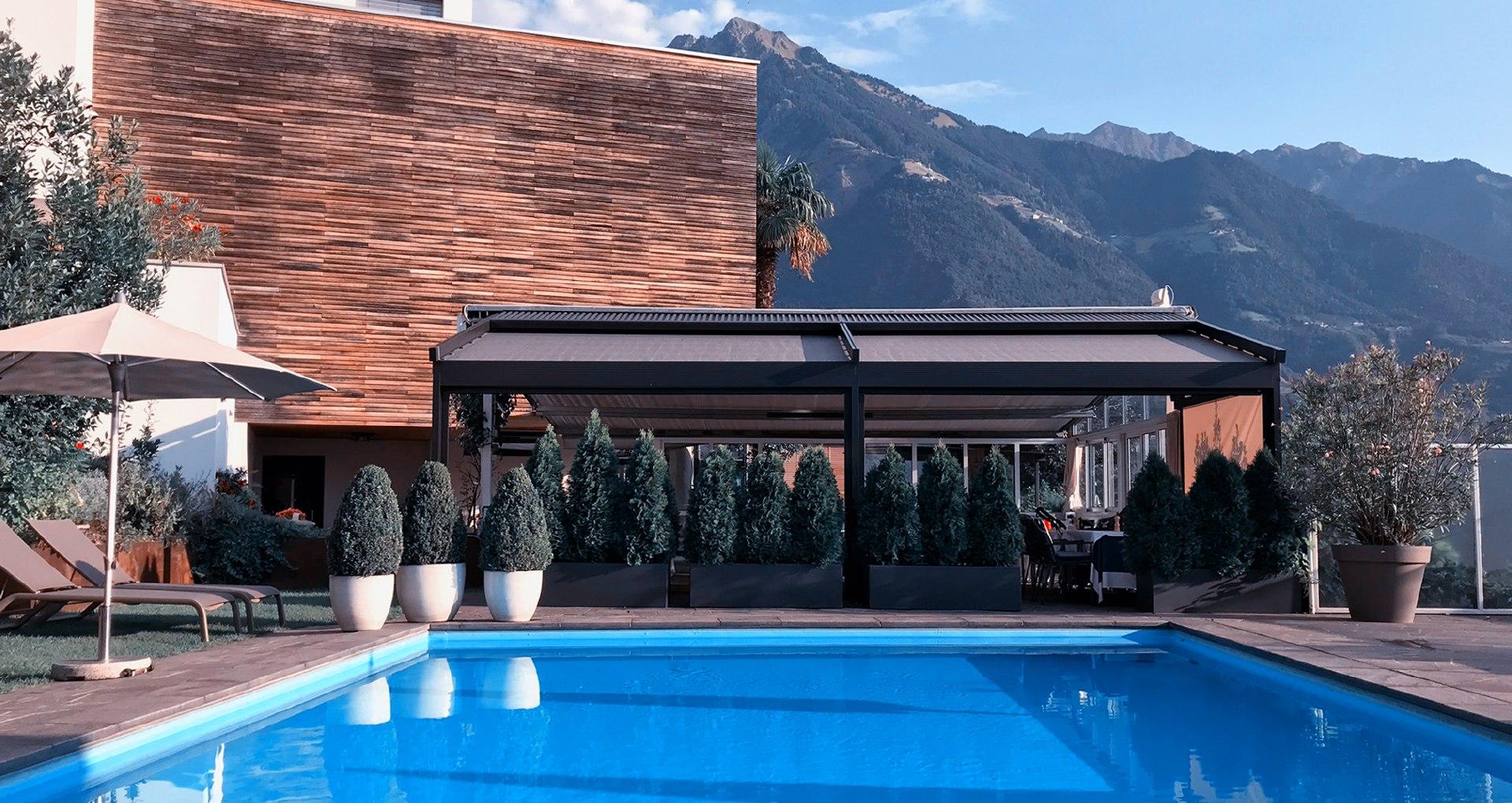 4 Sterne Wellnesshotel In Sudtirol Bio Wellnesshotel Pazeider