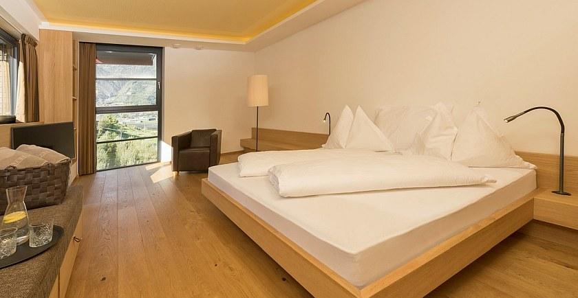 Familienzimmer & Suiten für Familien im Hotel Pazeider in Südtirol
