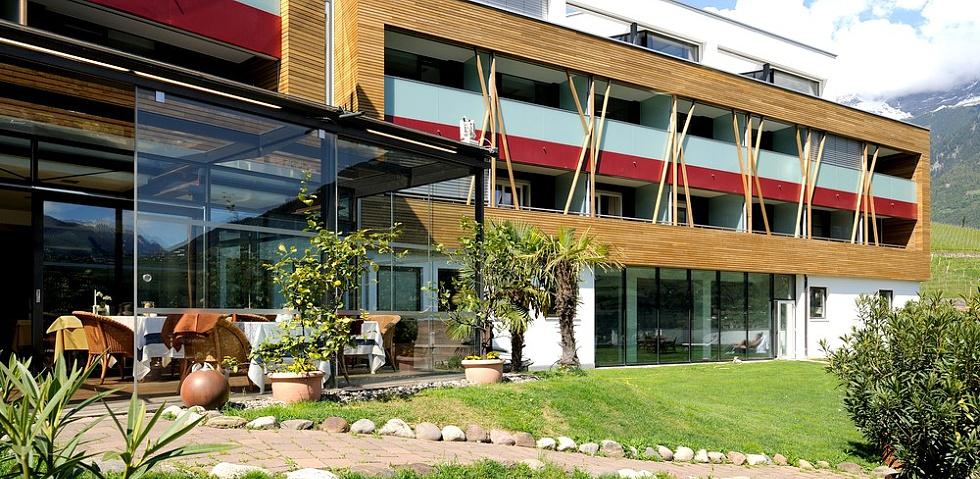 moderne zimmer und suiten des hotel pazeider in s dtirol